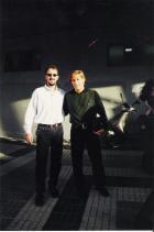 Luis y Michel Salgado